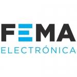 Цифровые панельные счетчики Fema ELECTRÓNICA